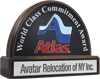 Atlas Van Lines Quality Award