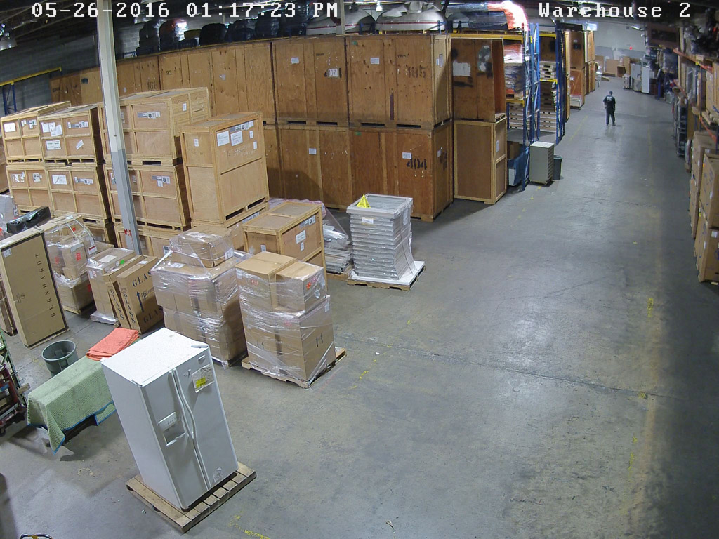 Warehouse camera 2
