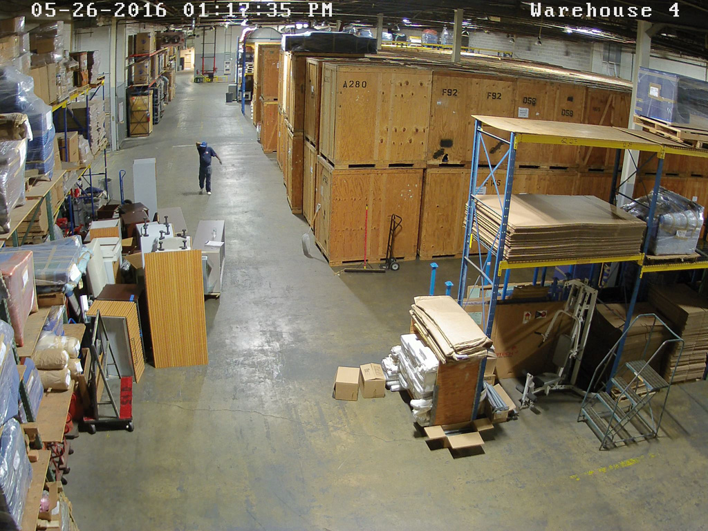 Warehouse camera 4
