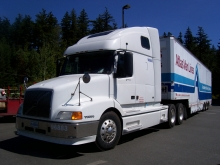 Another of our Atlas tractor-trailer units