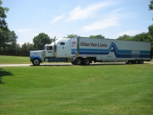 Avatar Long Island movers tractor-trailer Moving truck