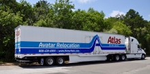 Another new Avatar Relocation trailer ready to haul shipments
