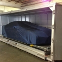 Another top-secret Japanese prototype flown into our warehouse for the New York Auto Show