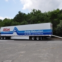 Avatar Relocation air-ride tractor-trailer unit