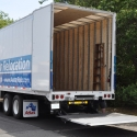 Avatar Relocation lift gate trailer demonstration