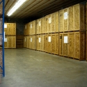 Move household safety vaults in another of our warehouses